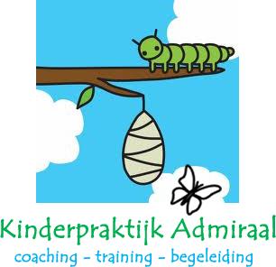 Logo Met KP Admiraal En Kernwoorden
